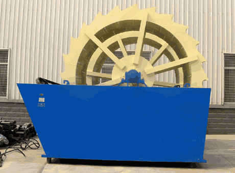 Konakry high end soft rock sand washing machine sell it at