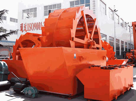 tangible benefits environmental ceramsite sand washer
