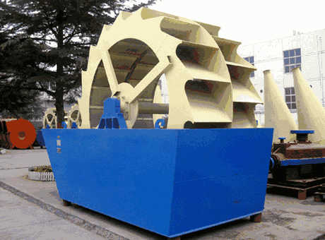 efficient large coal sand washing machine sell in Belo