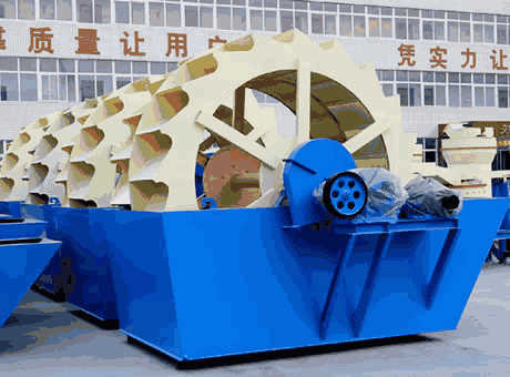 Rock Sand WashingMachinery South Africa