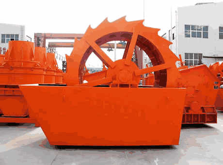 high quality small limestone sand washer price in
