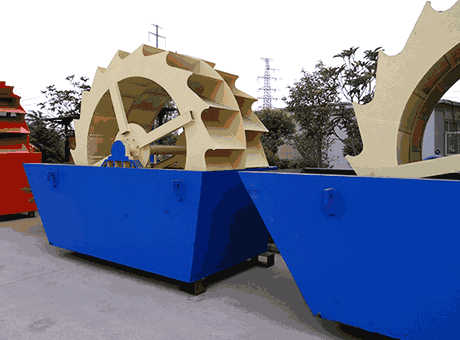 Ndola tangible benefits portable kaolin sand washer price