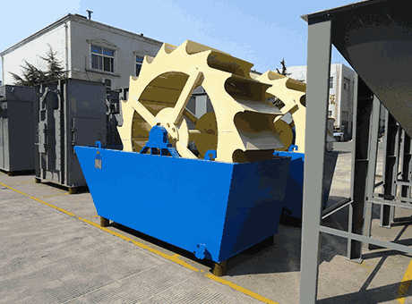 economicportable barite sand washing machine manufacturer