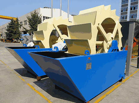 Sand washing machine  Gongyi Hengchang Metallurgical