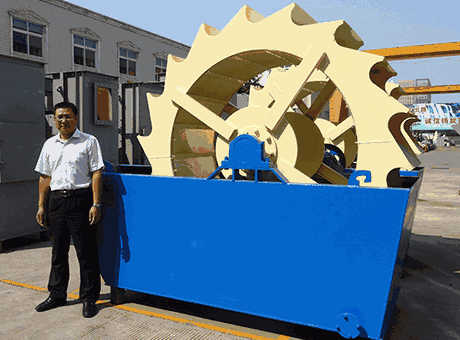 Lviv high quality new rock sand washing machine sell it at