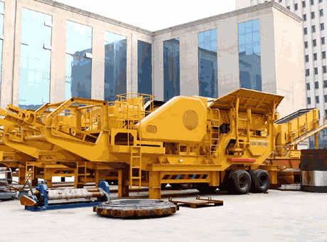 new magnetite mobile crusher in Constantine Algeria Africa