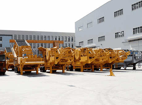 Mobile crusher  Shanghai Zenith Minerals Sales Co., Ltd