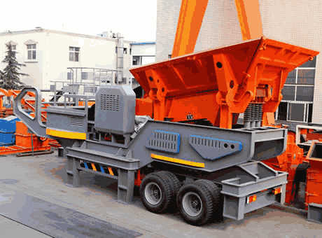 Lyon tangible benefits small copper mine mobile crusher
