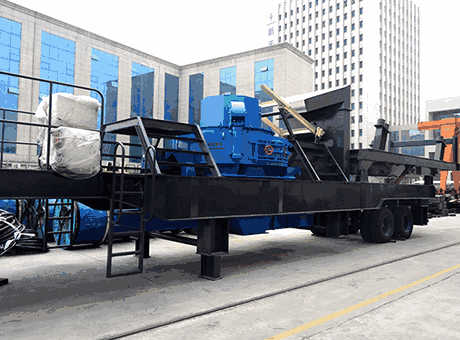small construction waste mobile crusher in Swakopmund