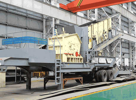 Used Mobile Crusher And Grinding Equipment