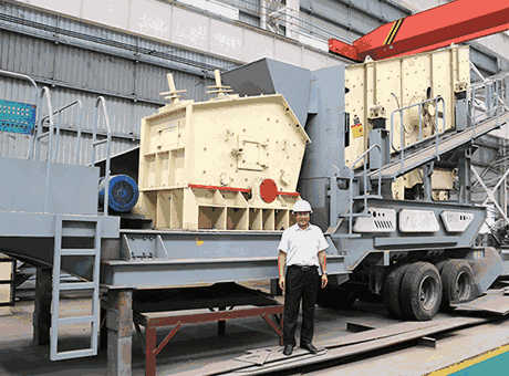 Odessa efficient portable barite mobile crusher manufacturer