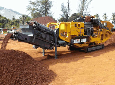 andalusite mobile crusher price price