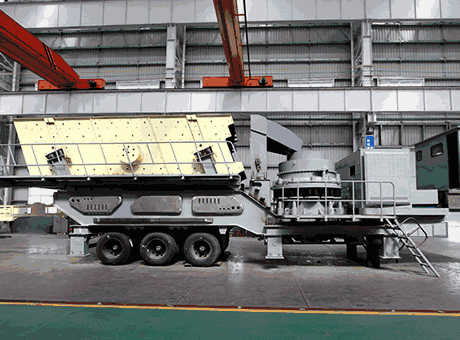 efficient new calcining ore mobile crusher sell at a loss