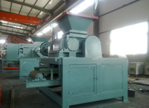 Bandung efficient large calcite briquetting machine sell