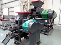 Bandung High End Gangue Briquetting Machine, Briquette Machine