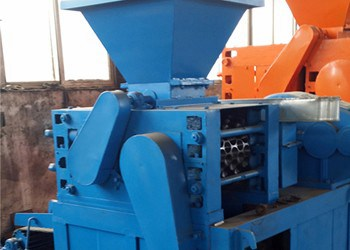 high end large copper mine briquetting machine in New York