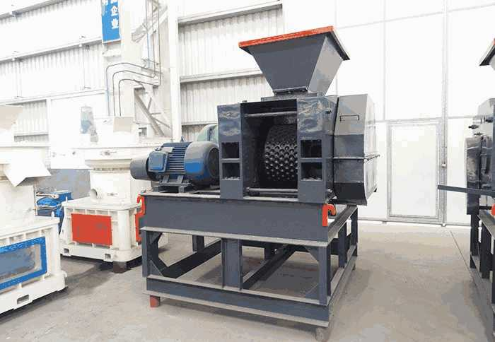 Zaria low price new sandstone briquetting machine sell it