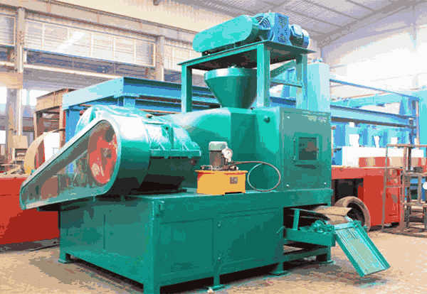 high quality calcining ore briquetting machine sell in Laos