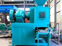 Efficient SmallBauxiteBriquetting MachineIn Medan