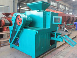 efficient portable pyrrhotite briquetting machine sell in