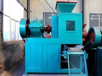 low price portableconstruction wastebriquetting machine