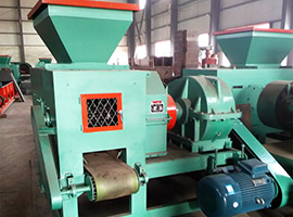 low price medium sandstone briquetting machine in Nigeria