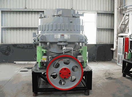 tangible benefits concrete symons cone crusher sell in