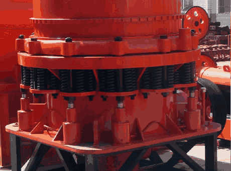 cone crusher maintenance interval