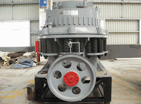 Manganese cone crusher Processing Of crushing Plant