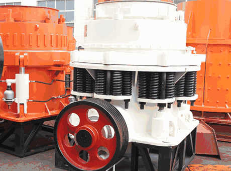 efficient large gold mine symons cone crusher …