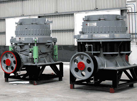low price environmental sandstone hydraulic cone crusher