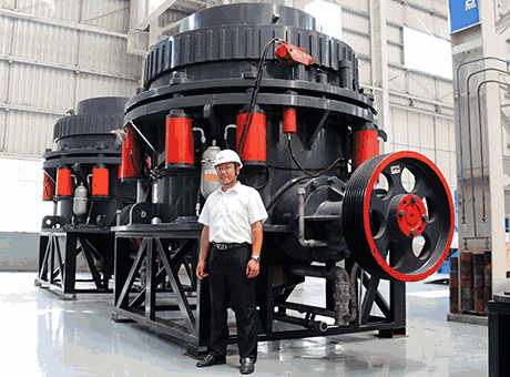 Dushanbe Efficient New BauxiteHydraulic Cone Crusher Sell