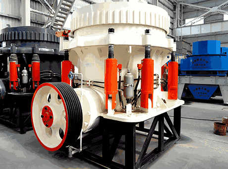 high quality large bluestone hydraulic cone crusher sell