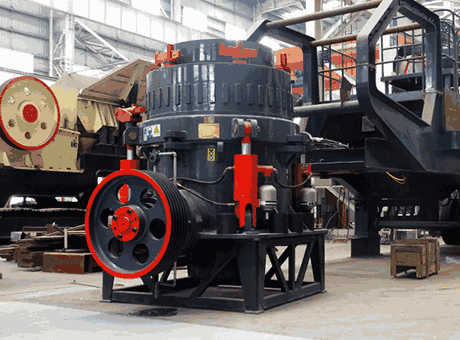 South America low price new iron ore cone crusher sell at