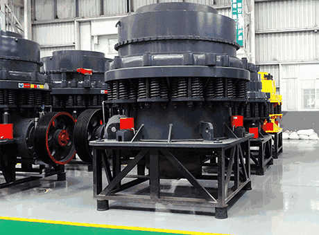 Cone Crusher|High End Environmental Coal Symons Cone