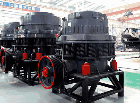 Kyrgyzstan low price large mineral symons cone crusher