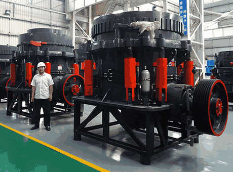 Tangible Benefits New QuartzHydraulic Cone Crusher Price