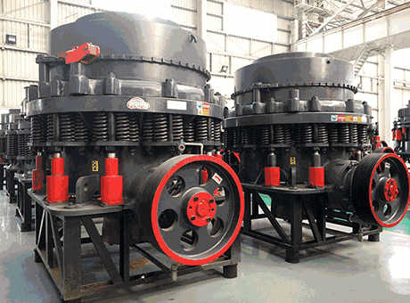 high quality new hydraulic cone crusher in USA