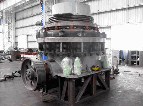 cone crusher portable service