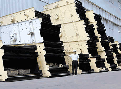 large coal vibrating feeder in South America