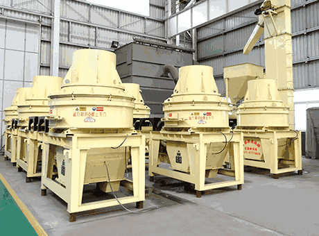 washing machine sand making production line
